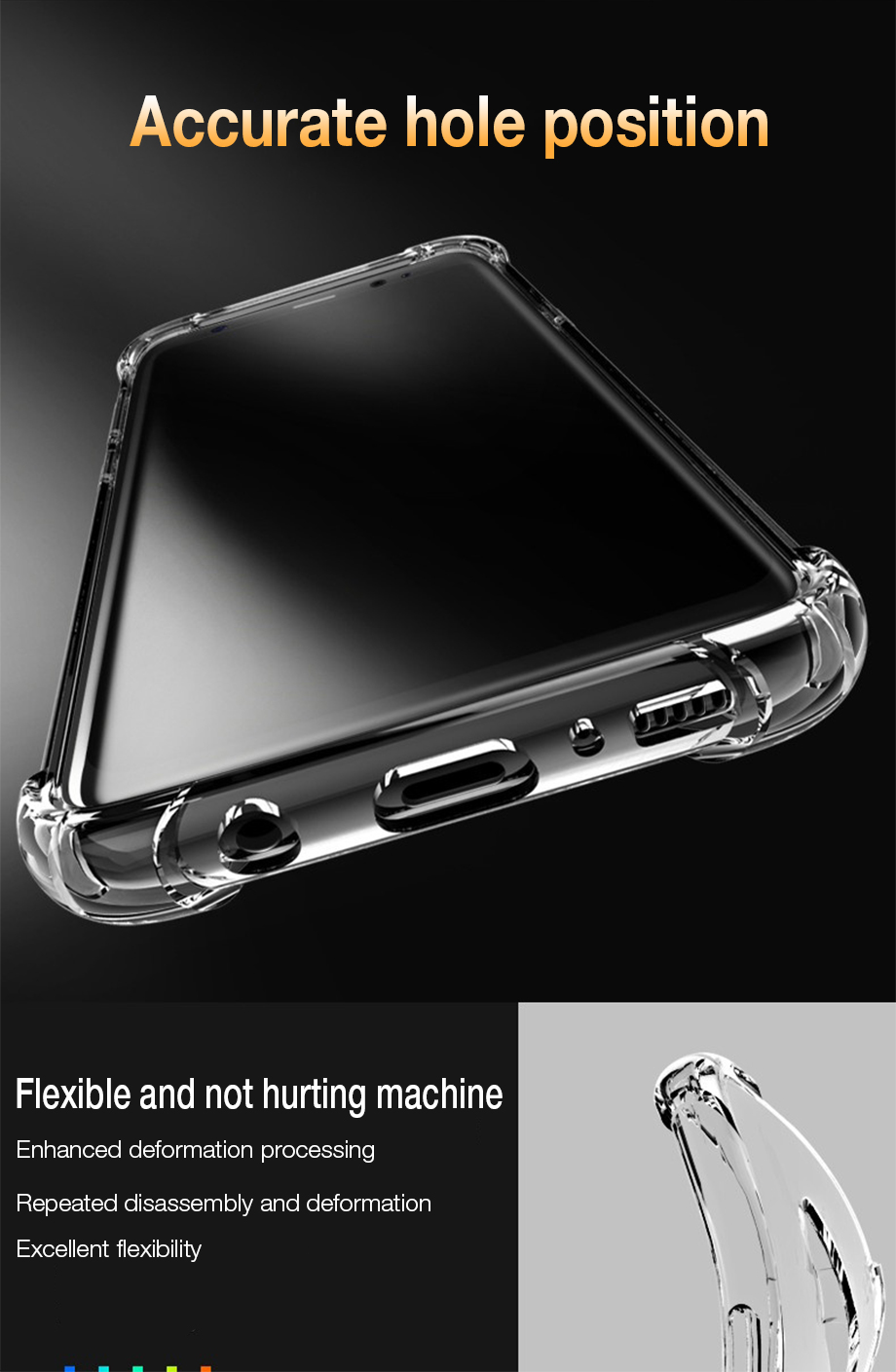 Hcceb90bbcb6c4e4caf6a1173405494c7c - Shockproof Case for Samsung Galaxy S10 Plus lite S10e S20 S8 S9 plus Silicone Phone Cases on for Samsung Note 10 9 8 Back Cover