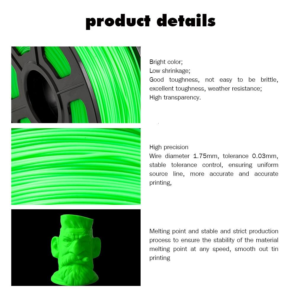 SUNLU PETG 3D Printer Filament 6