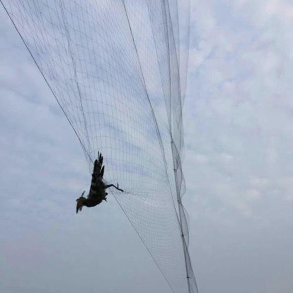 2020 Hot Sale 4m/6m/8m Black Anti Bird Netting Net Mesh For Fruit Crop Plant Tree Vineyard New Arrival