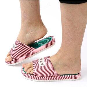 Image 3 - Kongdy Điểm Huyệt Massage Giày 1 Từ Tính Phản Xạ Dép Giảm Đau Chân Thư Giãn Khỏe Mạnh Chăm Sóc Giày