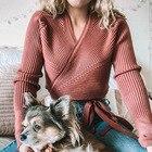 Autumn Winter Knitte...