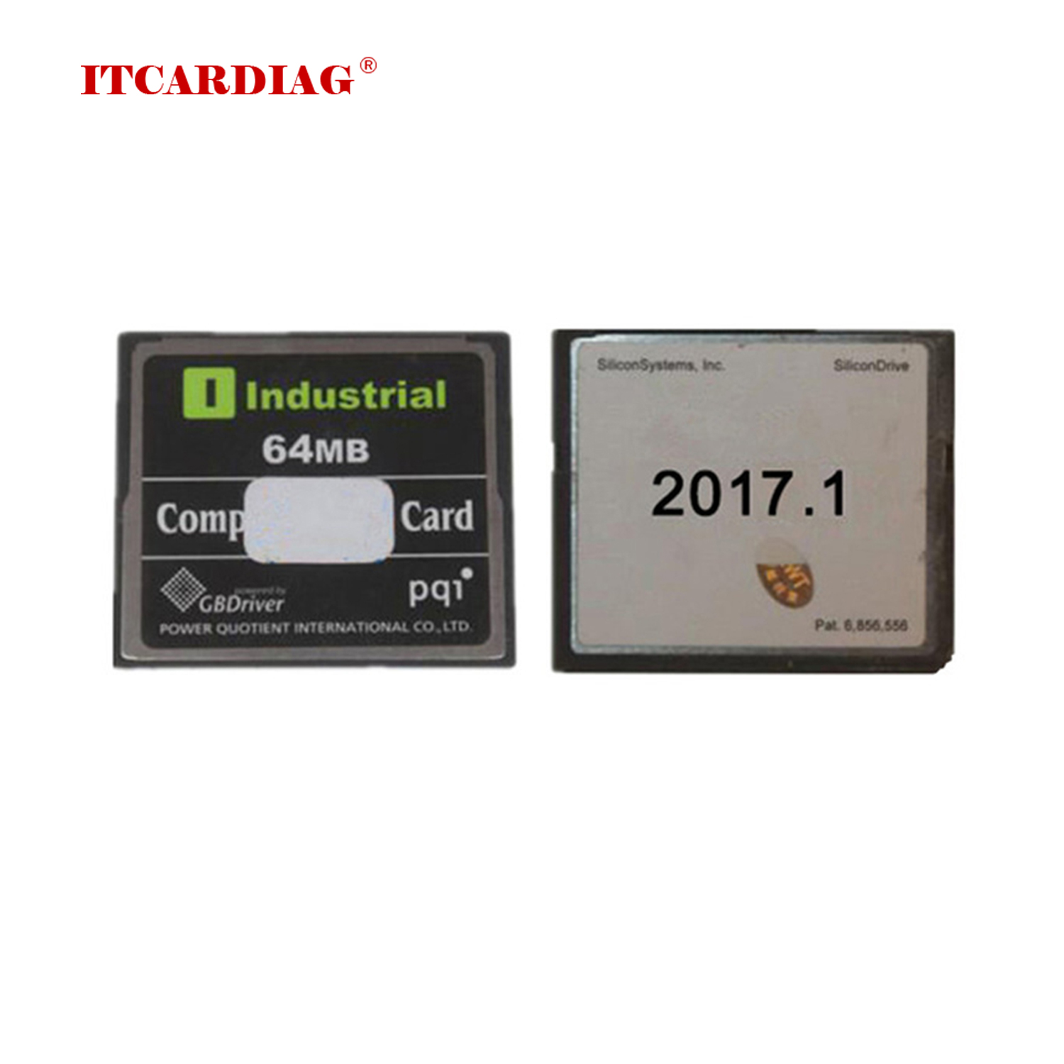 TF Card For Toyota IT2 Intelligent Tester 2017.1V 64MB For Toyota/Suzuki/Blank Card Available