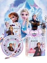 Дисней «Холодное сердце» 2 платья Эльзы и принцессы Анны из