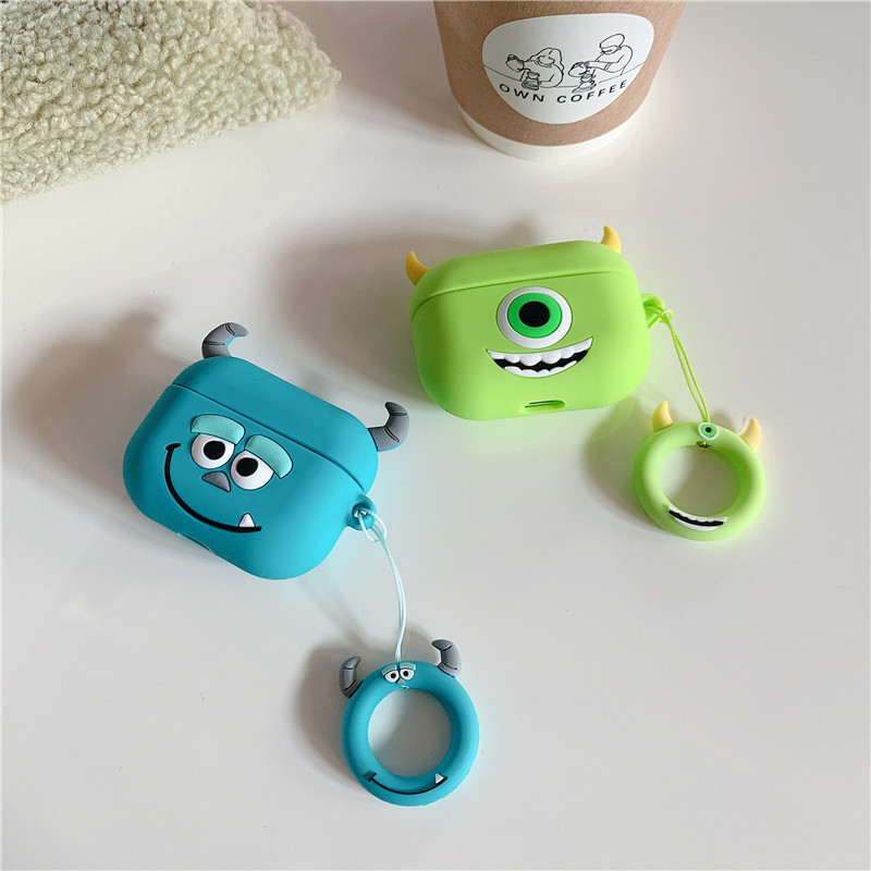 Cute 3D Silicone Case for AirPods Pro 135