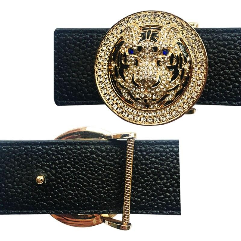 Western Men's Belt Buckles Cute Doggy Icon Cowboy Accessories Suitable For 4 Cm Width Belts