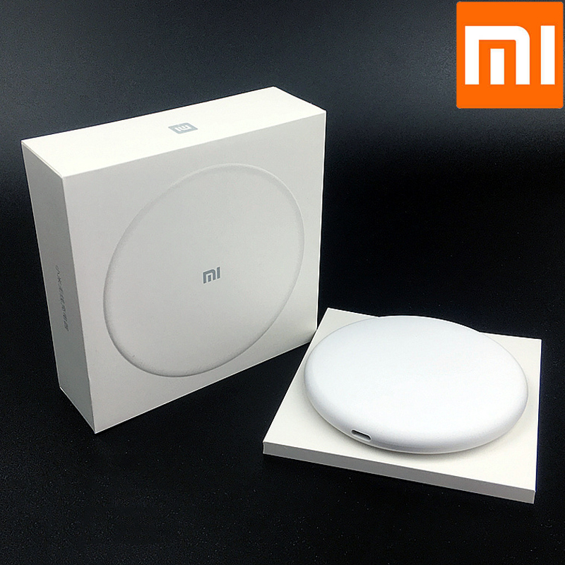 Xiaomi Wireless-Charger Adapter Note-7 Redmi Mix 2s Cc9 9t Original Qi Ipone for 8 9/9t/9se/..