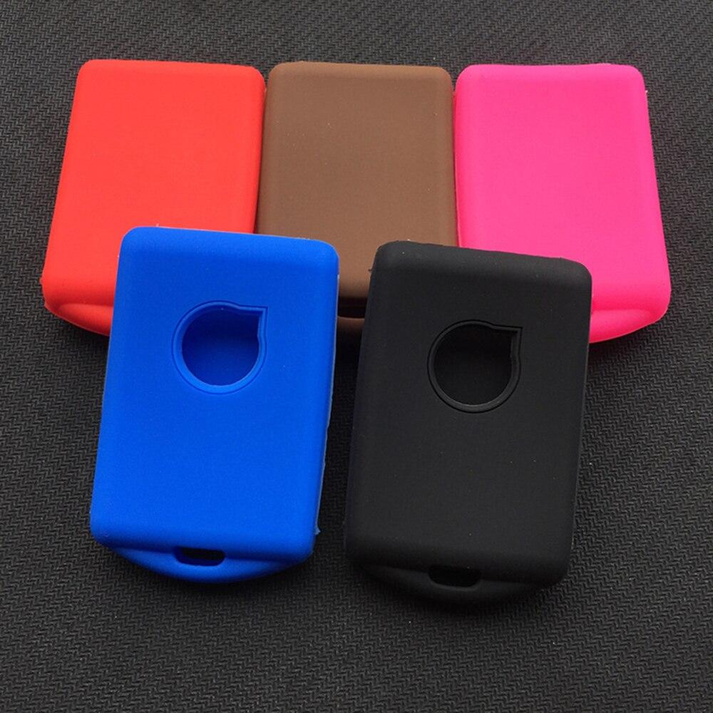 Чехол для автомобильного ключа, силиконовый, резиновый, для volvo S90, XC90, V90, XC60, XC70, XC40, S60, карта без ключа, 2017, 2018, 2019, 2020