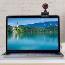USB Webcam Computer Web-Camera Usb-Video-Recorder Office Windows 10 Microphone Digital