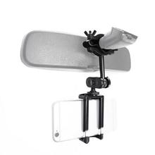Car Phone Holder Rear Mirror Mount Mobile Bracket Universal