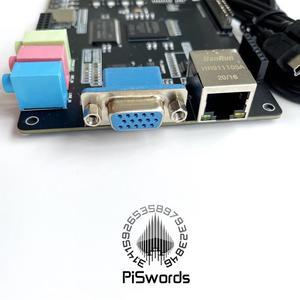 Image 4 - Son ALTERA Cyclone IV EP4CE10 FPGA geliştirme kiti EP4CE10F NIOSII kurulu ve USB Blaster downloader