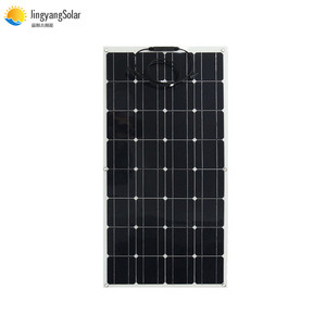 Image 5 - 200W Flexible Solar Panel System 20A Solar Controller 3M solar cable 12V 24V Solar Battery charger for camping/home roof /car
