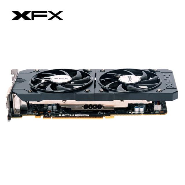 XFX Radeon R7 200 2GB Graphics Cards GDDR3 128bit Gaming Video Card DirectX 12 Desktop Computer GPU DVI-D/HDMI/DP(R7 240/R9 390) 5