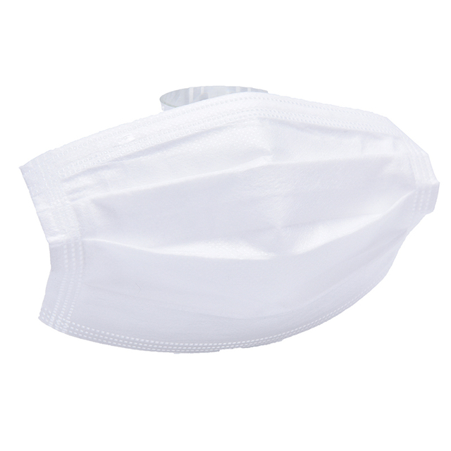50PCS Men Women Medical Mouth Mask Cotton Anti Dust Mask Mouth Mask Windproof Mouth-muffle Bacteria Proof Flu Face Masks 4
