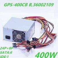 Новый PSU для lenovo ATX T168 G7 TS430 TS530 400W блок питания GPS 400CB B 36002109