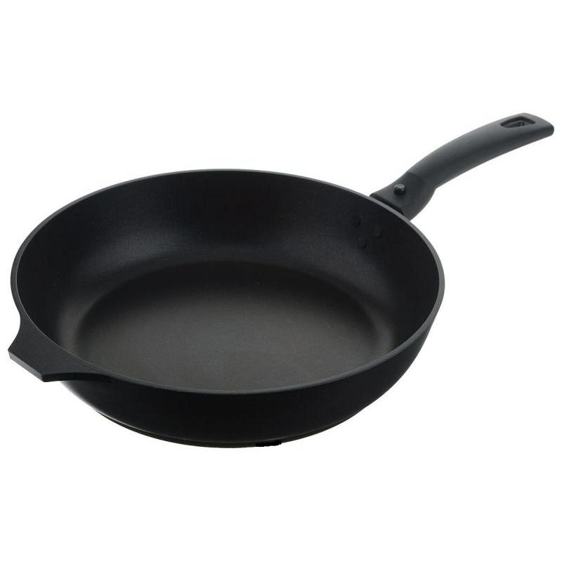 Frying Pan Kukmara, Tradition, 26 cm, with non-stick coating stewpot with cover rondell lumiere rda 596 diameter 26 cm non stick coating