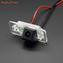 BigBigRoad For BMW Mini cooper R50 R52 R53 R56 1 Series 135i 128i E46 E39 E53 Vehicle Wireless Rear View Camera HD Color Image