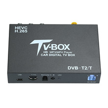 Tv-Signal-Box Receiver DVB-T/T2 KKMOON Car HEVC Germany Mobile H.265