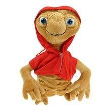 E.T Alien – poupée en peluche douce Extra-terrestre avec tissu de haute qualité pour enfants, cadeau de noël de 25cm