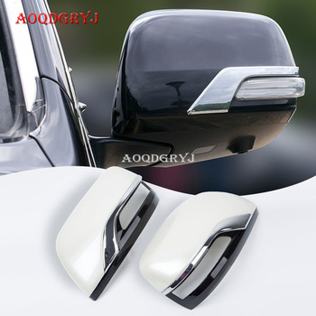 (Replace) Side Rearview Mirror Covers For Toyota Land Cruiser LC200 2016-2020