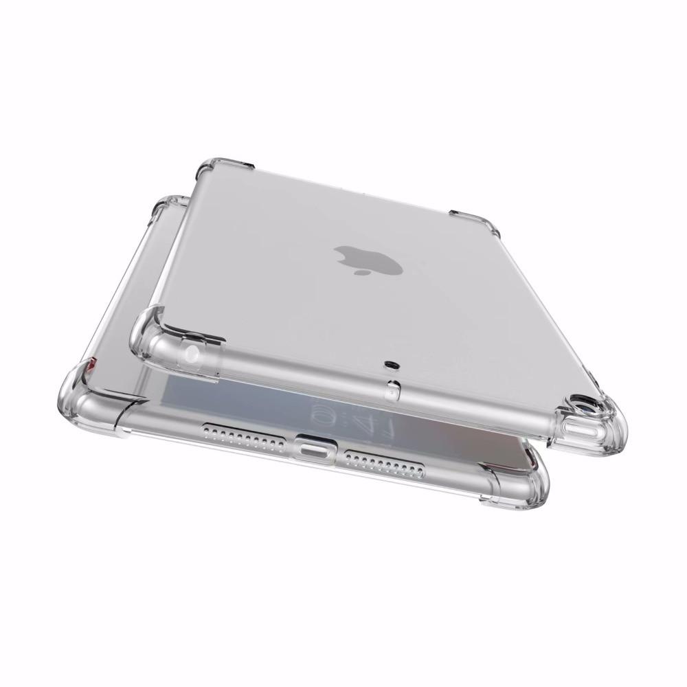 2015 Cover 2020 A1584 2018 Silicone Ultra A1652 iPad Pro 12.9 Soft For 2017 Slim Case