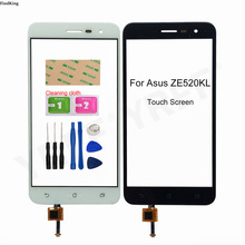 5.2 inches Touch Screen For Asus ZenFone 3 ZE520KL Z017D Z017DA Digitizer Touch Screen Panel Sensor Lens Glass Replacement Part