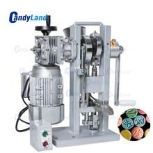 CandyLand THDP-3 unique poinçon sucre tablette presse Machine de pressage moteur et tablette presse fabricant de pilules