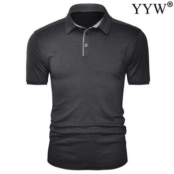 2020 New Summer Golf apparel Men's Golf T-Shirt T Comfortable Breathable Golf Short Sleeve T-Shirt 1
