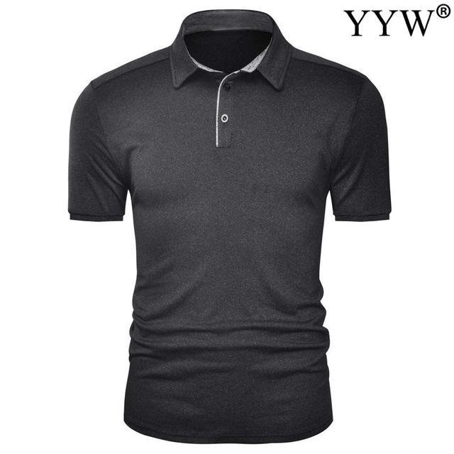 2020 New Summer Golf apparel Men's Golf T-Shirt T Comfortable Breathable Golf Short Sleeve T-Shirt 1