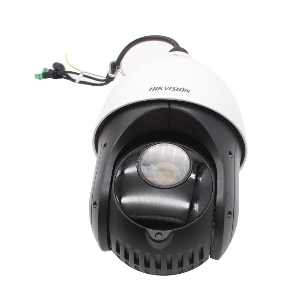 Hikvision Original 4MP PTZ POE IP Kamera Unterstützung 25X Zoom Darkfighter WDR Bis zu 100m IR Abstand H.265 + DS-2DE4425IW-DE