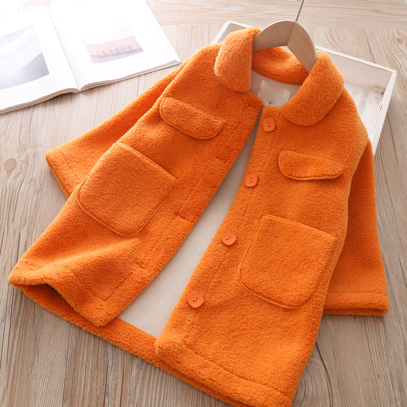 Casaco de inverno infantil feminino, casaco acolchoado