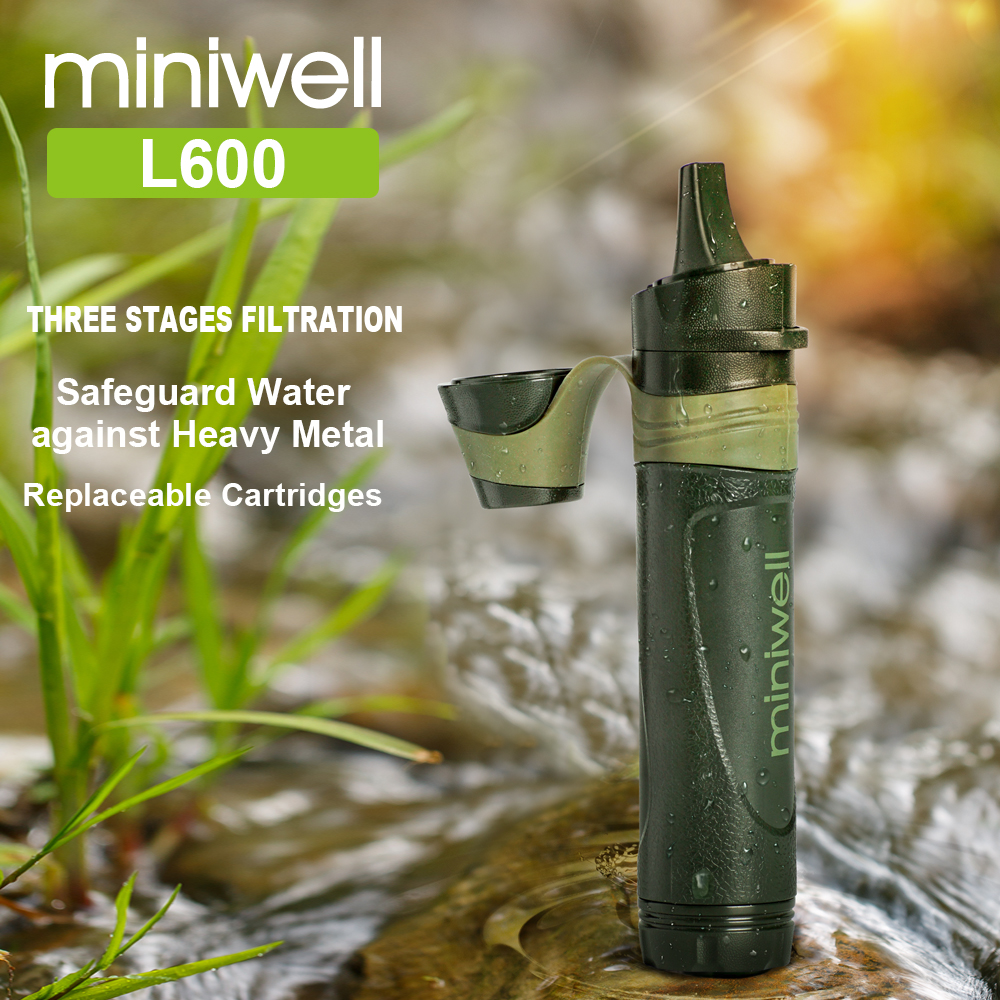 Miniwell Portable Military Surplus Outdoor  Water Purification
