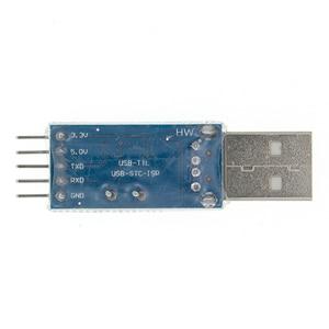 Image 4 - Miễn Phí Vận Chuyển 100 Chiếc PL2303HX USB To TTL/USB TTL/STC Vi Điều Khiển Lập Trình Module/PL2303 9 Trong Số nâng Cấp Ban