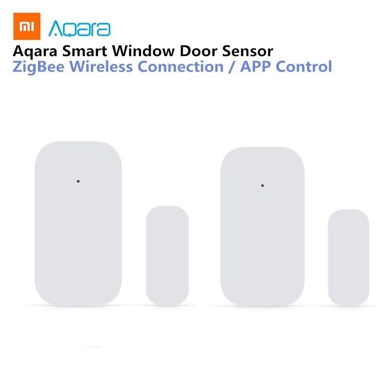 Aqara Smart Window Door Sensor Set Intelligent Sensor Home Security Equipment With ZigBee Wireless Connection