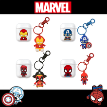 3D Spiderman Cute Pendant Earpods Cases for Apple Airpods Airpod 2 1 Air Pods Po