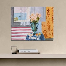 Matisse Poster Vintage Artwork Canvas Painting Print Living Room Home Decoration Modern Wall Art Oil Painting Posters Picture HD цена и фото