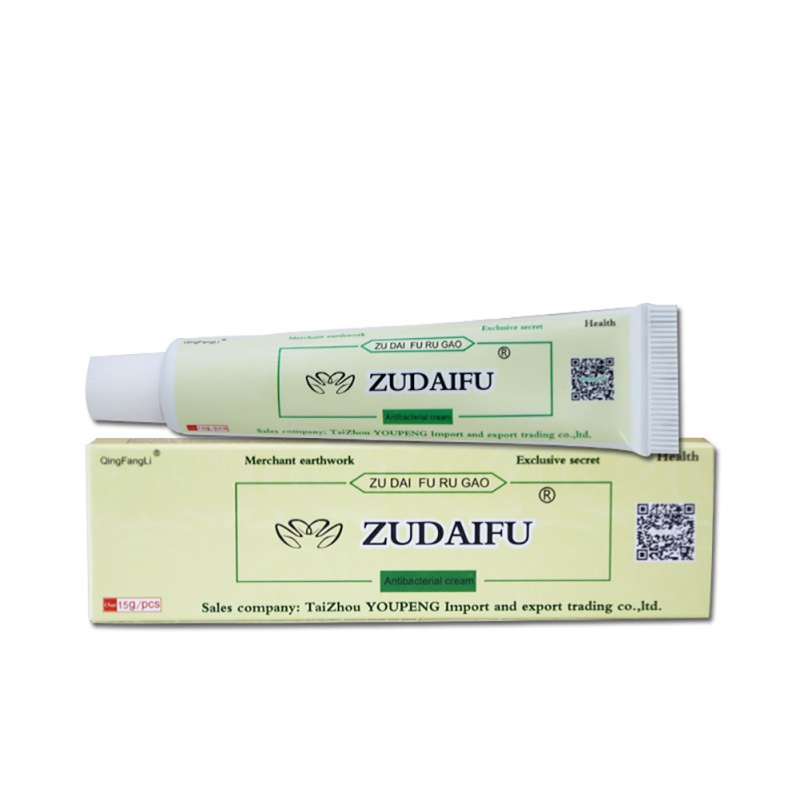Psoriasis Dermatitis Eczema Treatment Anti Bacterial Skin Fungus Herbal Cream Ointment 40g image