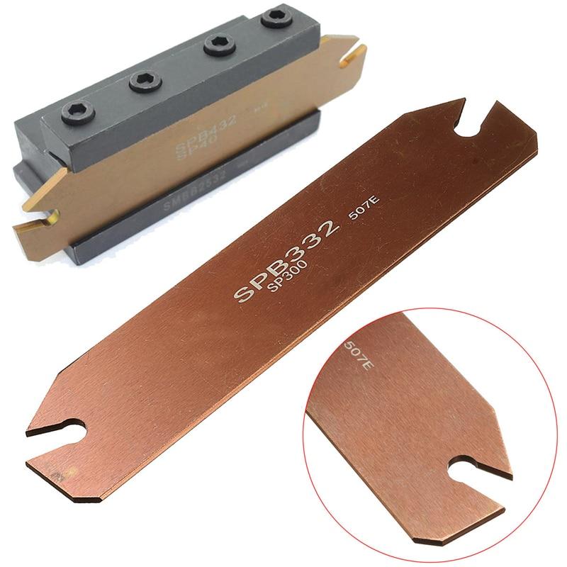 SPB32-3 32mm Part Off Blade Grooving Cutter For ZQMX3N11-1E Insert SMBB1632/2032/2532 Holder Turning Tool