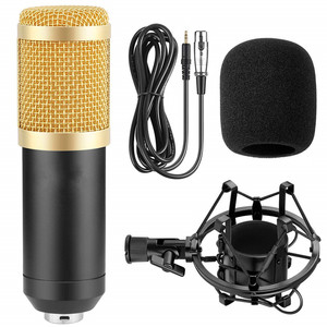Image 5 - BM 800 가라오케 마이크 BM800 스튜디오 콘덴서 mikrofon 마이크 bm 800 KTV 라디오 Braodcasting 노래 녹음 컴퓨터