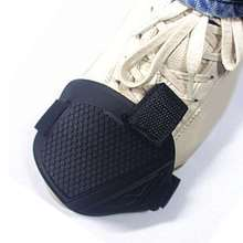 2 adet motosiklet ayakkabı koruyucu motosiklet vites kolu ayakkabı botları koruyucu motosiklet bot kılıfı koruyucu donanım vites