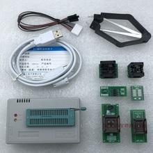 مبرمج V10.27 XGecu TL866II Plus USB يدعم 15000 + IC SPI Flash NAND EEPROM MCU PIC AVR يحل محل TL866A TL866CS + 6 محولات