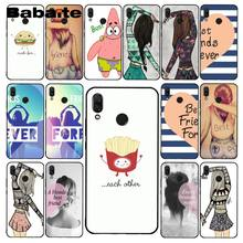 Babaite Girls Brunette Blonde Best Friends BFF Phone Case for Xiaomi Redmi4X 6A S2 Go Redmi 5 5Plus Note4 Note5 7 Note6Pro(China)