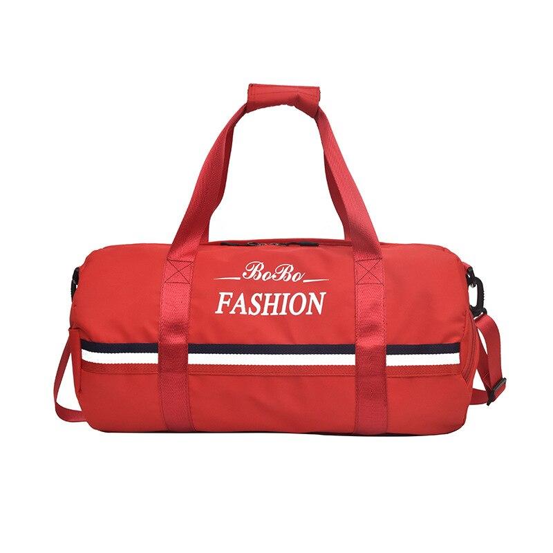 Сухая и влажная спортивная сумка для фитнеса на открытом воздухе, женская сумка для обуви, водонепроницаемые спортивные сумки для занятий