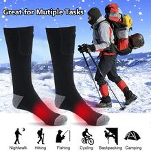 New Washable Remote Control Electric Socks Hot 2200 Capacity Charge Thermostat Lithium Battery Heating Suitable