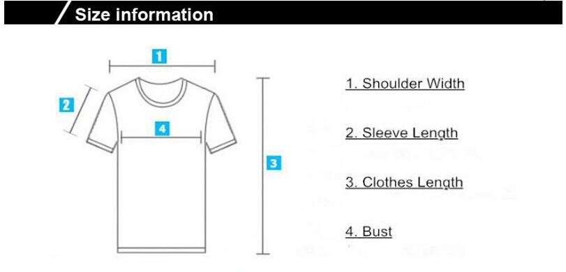 T恤尺码1