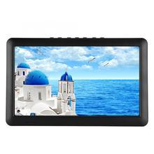 LEADSTAR 11 pouces DVB-T/T2 1080P télévision 1920*1280 Portable HD numérique analogique TV lecteur vidéo prise en charge entrée HDMI (US 110-220V)
