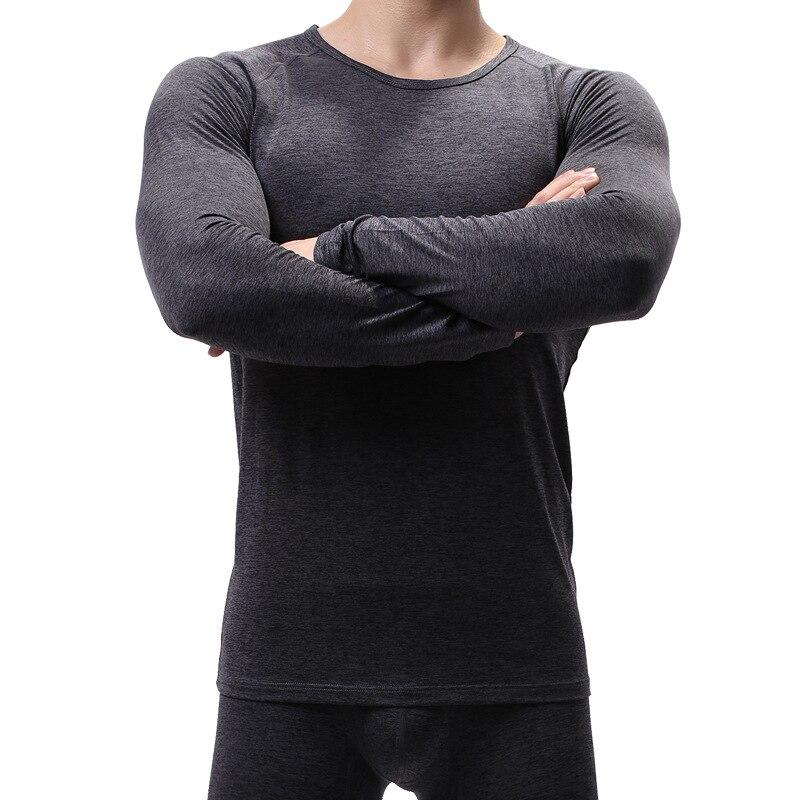 Men's Thermal Underwear Sets Winter Warm Men's Underwear Men's Thick Thermal Underwear Long Johns