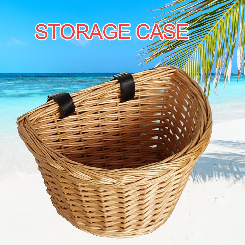 Outdoor Bicycle Baskets 16 Inch
