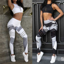 Fitness Yoga Pants Women Push Up Jogging Leggings Compression Tights Gym Workout Slim Running Pants Yoga Leggings Sport Trousers fitness yoga pants women push up jogging leggings compression tights gym workout slim running pants yoga leggings sport trousers