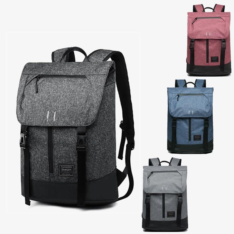 TG concepteur de mode sac à dos Anti-vol Couple bande réfléchissante sac à dos sacs d'école hommes femmes voyage décontracté 15.6