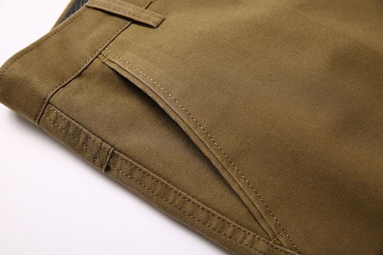 Hccfbc1ac7680433099b6128fa23d6788z Autumn Winter Men Warm Fleece Classic Black Cotton Pants Mens Business Loose Long Trousers Quality Casual Work Pants Overalls